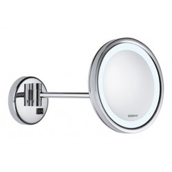 LED lighted magnifying mirror OPTIMA Light ONE