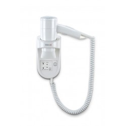 Wall mounted hair dryer Premium Smart 1600 Shaver