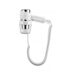 Wall mounted hair dryer Action Super Plus 1600 White