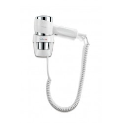 Wall mounted hair dryer Action Super Plus 1200 White