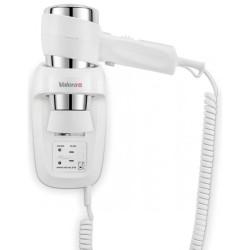 Фен настенный Action Protect 1600 Shaver з розеткой для электробритвы 542.06/044.06