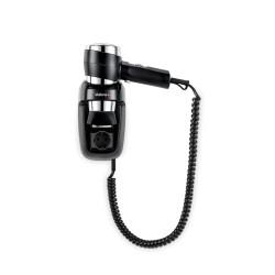Фен настінний Action Protect 1600 Socket з розеткою 542.06/044.03