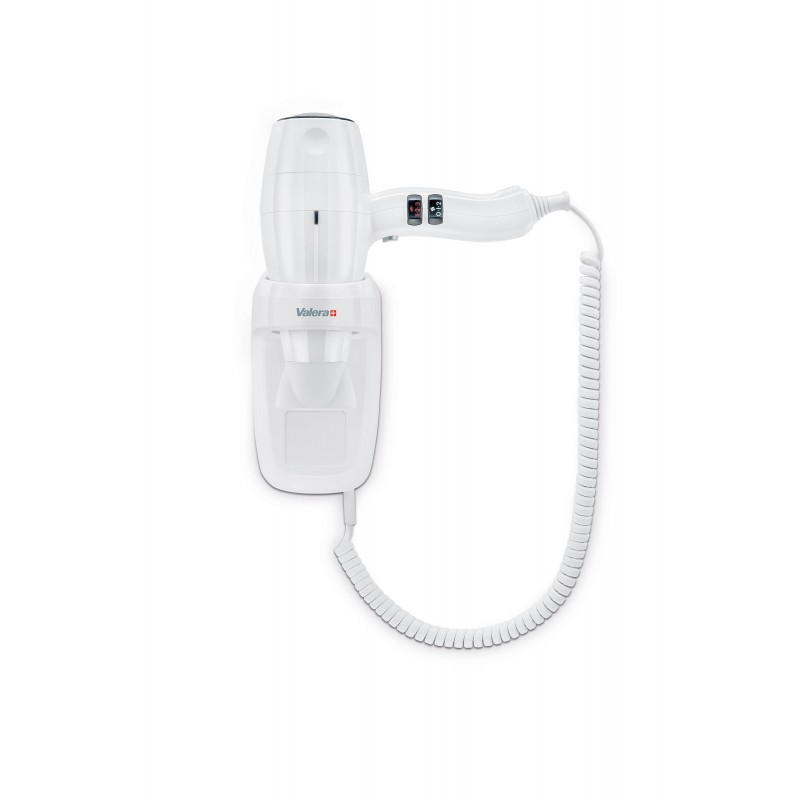 Wall mounted hair dryer Silent Jet Protect 2000 professional for hotels 586.10/044.04