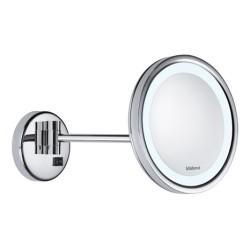 Дзеркало з кронштейном і світлодіодним підсвічуванням OPTIMA Light ONE
