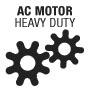 AC Motor Heavy Duty