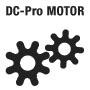 Электромотор постоянного тока DC-Pro