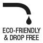 Eco-friendly & drop free dosage